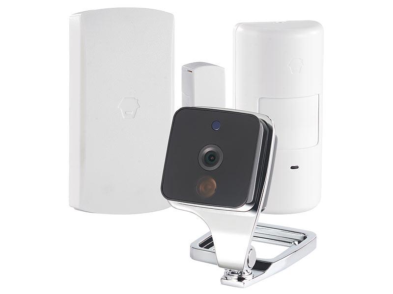 überwachung per handy kamera von visortech