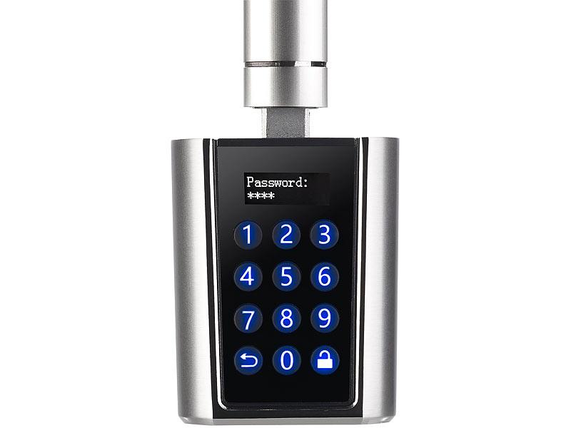 Bevorzugt VisorTech Elektronischer Tür-Schließzylinder, Transponder HY29
