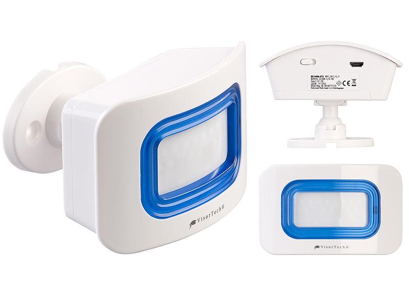 Kühlschrank Tür Alarm : Visortech teilige wlan alarmanlage alexa kompatibel für bis