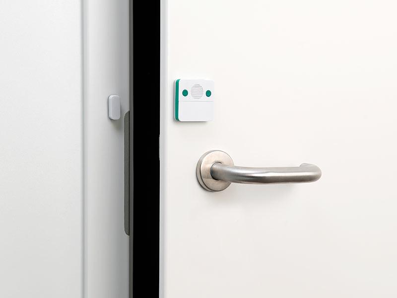 Kühlschrank Alarm : Visortech universal türschließ erinnerungs alarm mit